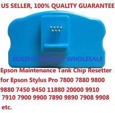 yxd268 chip resetter epson chip resetter ink toner paper ebay