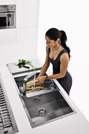 Kitchen Sink Cutting Board by 28 Best Sinks With Drainboards Images On Pinterest Kitchen Ideas