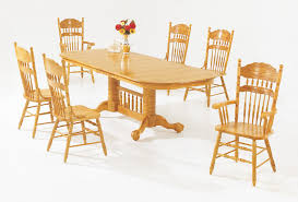 Dining Room Furniture Oak Dining Room Chairs To Complete Your Dining Table Designwalls Com