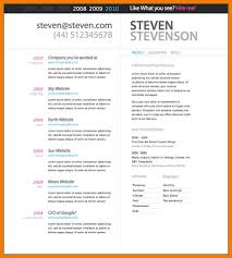 Best Resume Templates For Word by 4 Best Cv Template Free Mailroom Clerk