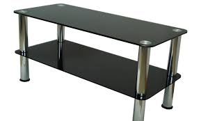 fascinate ashley black glass coffee table tags glass black