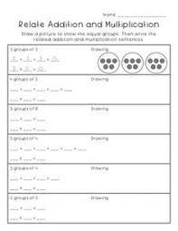 understand multiplication worksheets third grade gomath