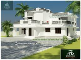 Kerala Home Design Low Cost 4500 Sq Ft Contemporary Kerala Luxury House Design