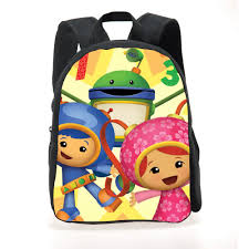 aliexpress buy mini 3d cartoon team umizoomi bag children