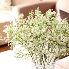 silk baby s breath baby s breath one the silk flower shop