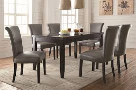 coaster newbridge 7 piece dining table u0026 chair set michael u0027s