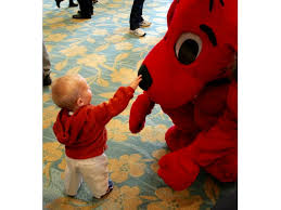 Clifford Big Red Dog Halloween Costume Clifford Big Red Dog Dr Seuss Author Coming Manchester