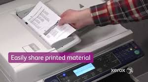 xerox wc5022 5024 multifunctional printer product overview youtube