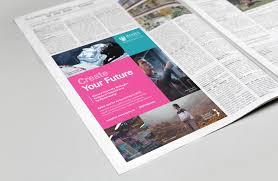 visual communication design massey foundry creative coca collateral 2014