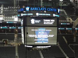 if you build it they will come barclays center opens its doors