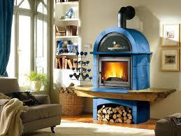 wood burning corner fireplace designs dimensions kit column modern