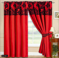 black and red curtains for bedroom red black and white bedroom red white and black bedroom curtains www looksisquare com