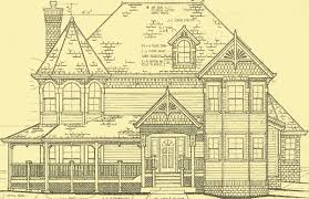 Victorian Home Floor Plan Victorian House Plans 2 Story Home With Wrap Around Porch