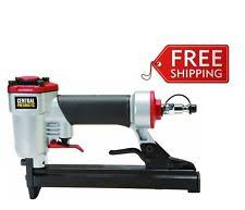Electric Staple Gun For Upholstery Wide Crown Stapler Ebay