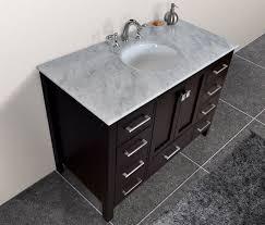 bathrooms design ms wmsq wh single sink bathroom vanity virtu