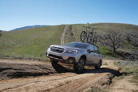 subaru forester 2018 colors 2018 subaru outback is heavy on capability light on refresh