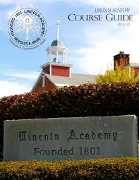 lincoln academy course catalogue 2015 16 by lincoln academy issuu