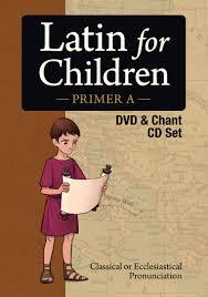 latin for children primer a dvd christopher perrin