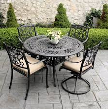 wrought iron patio furniture sets independent health