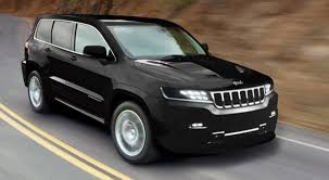 new jeep wagoneer concept 2018 jeep grand wagoneer release date changes concept car