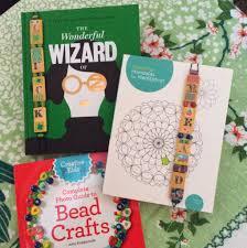 how to make washi tape bead bookmarks quarto creates