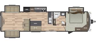 Bunkhouse Trailer Floor Plans Residence