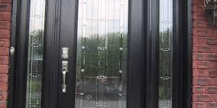 Door Custom Front Door Styles Amazing Exterior Door Glass Image