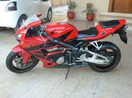 honda cbr 600r for sale used honda cbr 600rr 2005 bike for sale in islamabad 89667