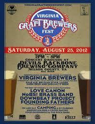 Beermeister Two Weeks Until Inaugural Virginia Craft Brewers Fest Richmond