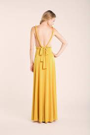 prom dress mustard prom dress yellow long dress mustard