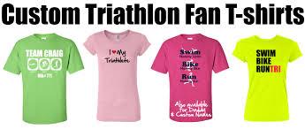 design custom ironman triathlon team shirts for friends u0026 family