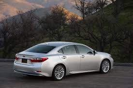 lexus sedan models 2013 lexus es description of the model photo gallery modifications