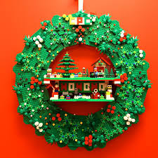 stacked poinsettia tree shelf christmas wreath chandelier idolza