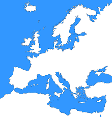 Ireland Map Blank by Maps Blank Map Of Europe With Rivers