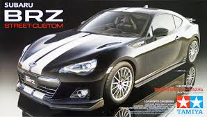 subaru brz custom tamiya 24336 subaru brz street custom 1 24 scale kit plaza japan