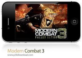 modern combat 3 apk free modern combat 3 fallen nation v1 0 0 free apk ipa