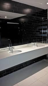 designtheory inc new condo sales centre in toronto black and