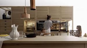 interior design kitchens 2014 sleek kitchen design with wooden inlays by gabriele centazzo