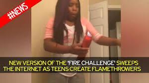 Challenge Is Dangerous Stupid And Dangerous Firespray Challenge Craze Sees