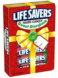 amazon com lifesavers hard candy christmas sweet storybook