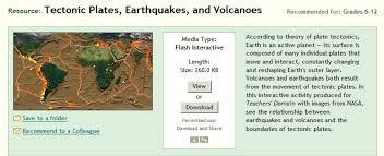 tectonic plates worksheet improving earthquake monitoring
