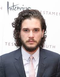 curly vs straight which do men prefer more com the trick to kit harington u0027s perfectly groomed hair gq
