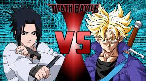 sasuke vs sasuke vs trunks battle fanon wiki fandom powered by wikia