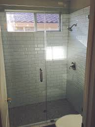 Fix Shower Door Shower Glass Las Vegas Installation Frameless Enclosure Door Replace