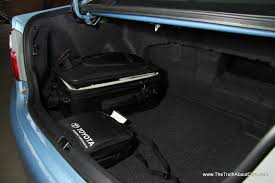 toyota camry trunk 2012 toyota camry hybrid interior trunk photography courtesy of