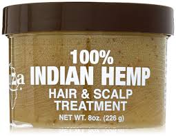 amazon com kuza indian hemp hair and scalp treatment 8 oz