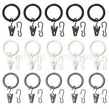 Curtain Clips Ikea Ikea Curtains And Blinds Accessories Ebay