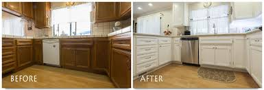 Kitchen Before And After by Kitchen U Shaped Remodel Ideas Before And After Cottage Bath