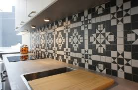 the harrow grafito tile from tile space parnell makes for a