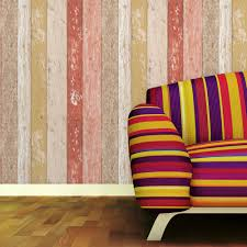 thick textured vinyl vintage wood wallpaper 3d wooden plank retro